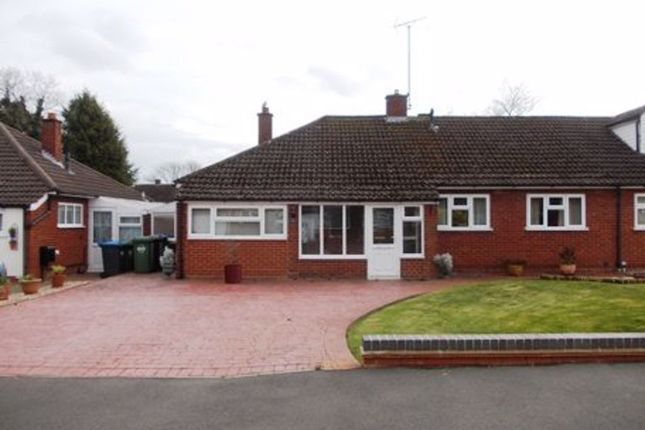 Thumbnail Bungalow to rent in Colledge Close, Brinklow, Rugby
