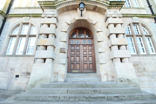 Thumbnail Flat for sale in Shire Hall, Pentonville, Newport