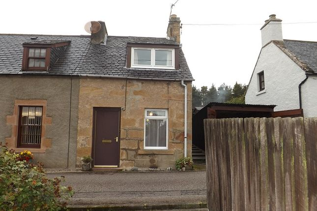 End terrace house for sale in Firthview Terrace, Alness