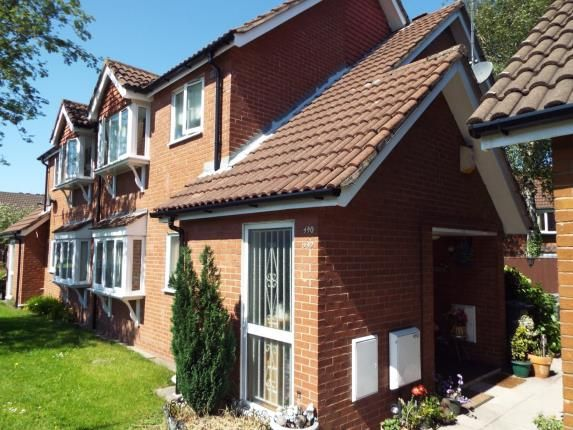 Thumbnail 1 bed flat for sale in Burnage Lane, Manchester, Greater Manchester
