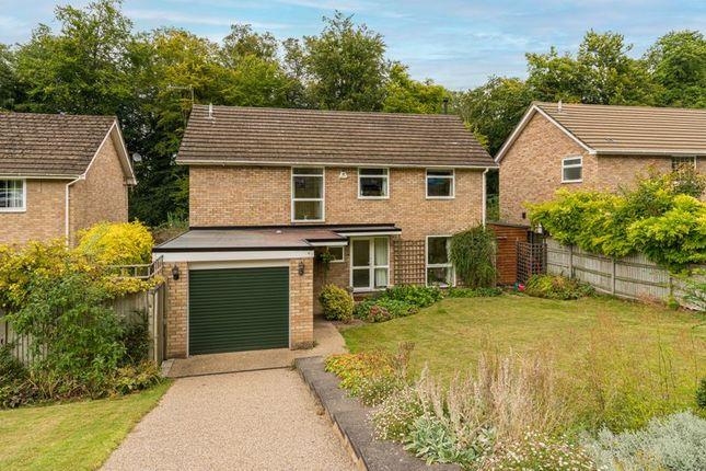 Thumbnail Detached house for sale in Warren Wood Drive, High Wycombe