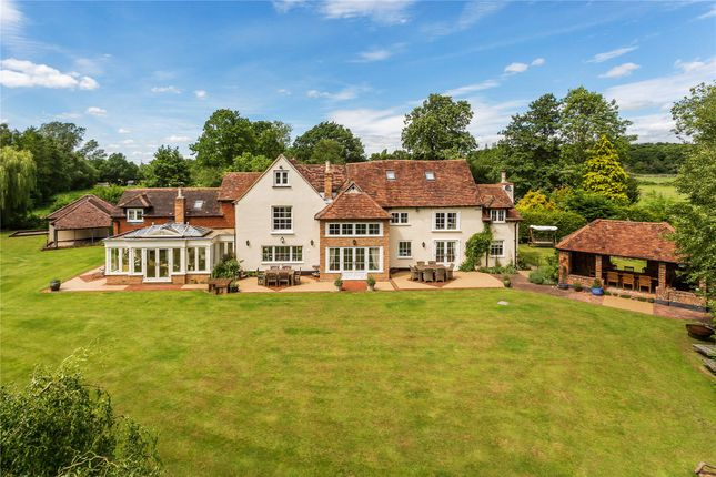 Thumbnail Detached house for sale in Chobham, Woking, Surrey