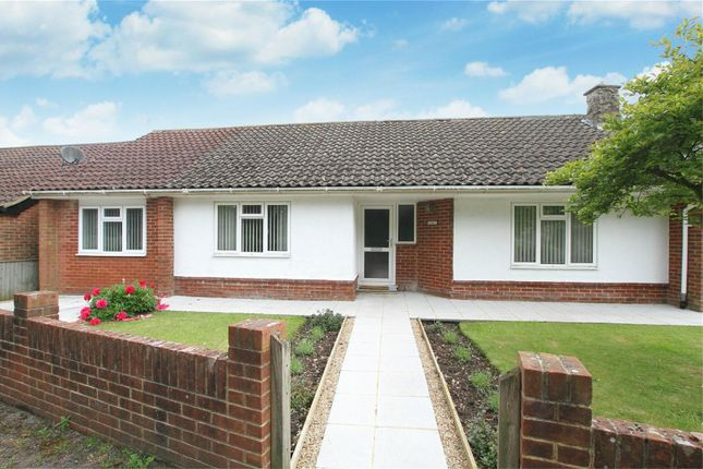 Thumbnail Detached bungalow for sale in Old Valley Road, Barham, Canterbury