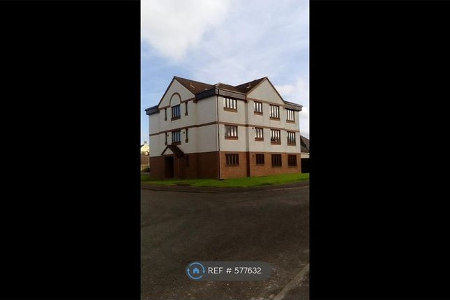 Thumbnail Flat to rent in Hope Park Gardens, Bathgate