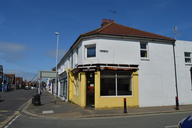 Thumbnail Commercial property for sale in South Street, Tarring, Worthing