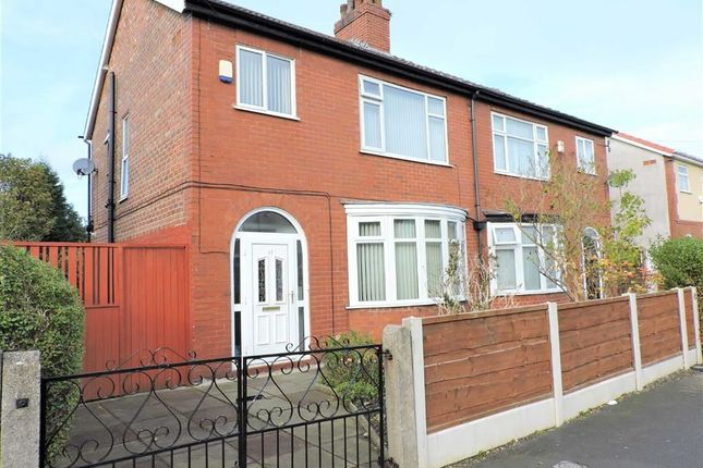 Semi-detached house for sale in Corringham Road, Heaton Chapel, Stockport