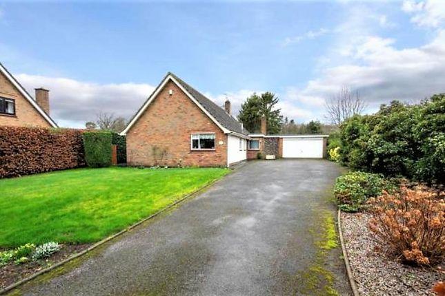 Thumbnail Detached bungalow for sale in Valley Close, Studham, Dunstable