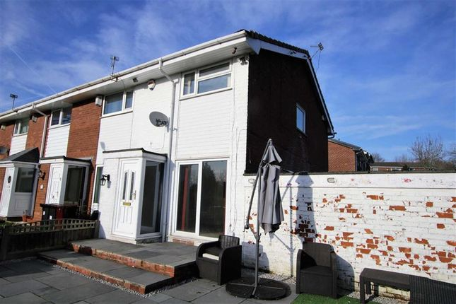 Thumbnail Terraced house to rent in Shanklin Walk, Darcy Lever, Bolton