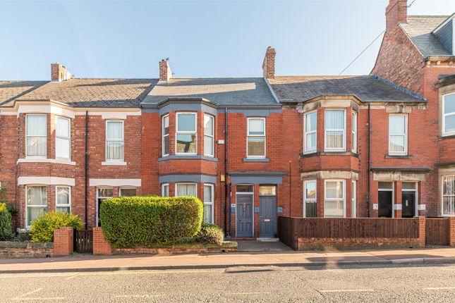 3 bed flat for sale in Simonside Terrace, Heaton, Newcastle Upon Tyne NE6