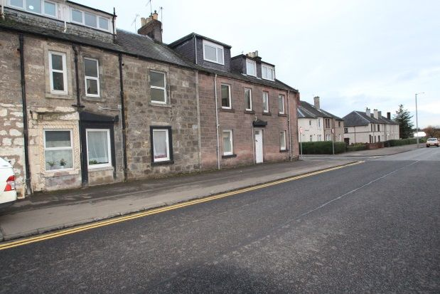 Thumbnail Maisonette to rent in West Stirling Street, Alva