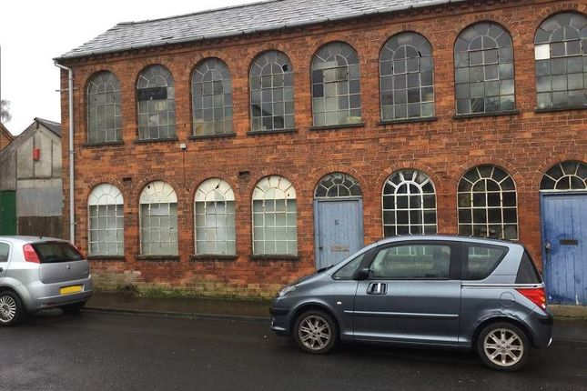 Thumbnail Warehouse for sale in High Street, Astwood Bank, Redditch