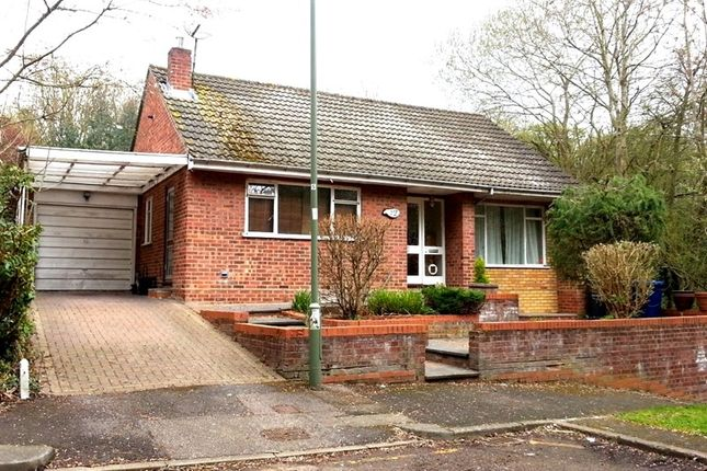 Thumbnail Detached bungalow to rent in South Close, High Barnet, Barnet