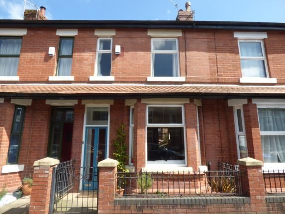 Thumbnail Terraced house for sale in Westminster Avenue, Manchester, Greater Manchester