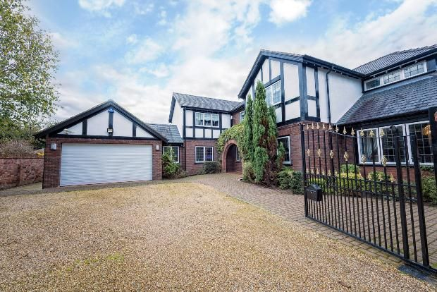 Thumbnail Detached house for sale in Saxon Road, Birkdale, Merseyside