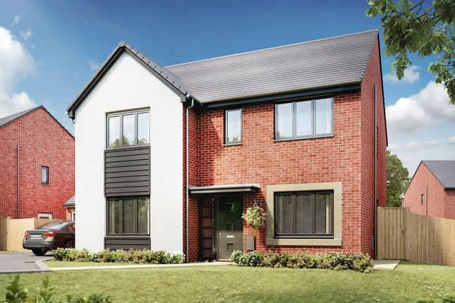 """5 bed detached house for sale in """"The Marylebone"""" at Llantrisant Road, Capel Llanilltern, Cardiff CF5"""
