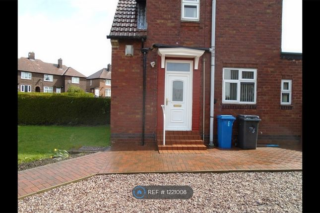 3 bed semi-detached house to rent in Dryden Road, Sheffield S5