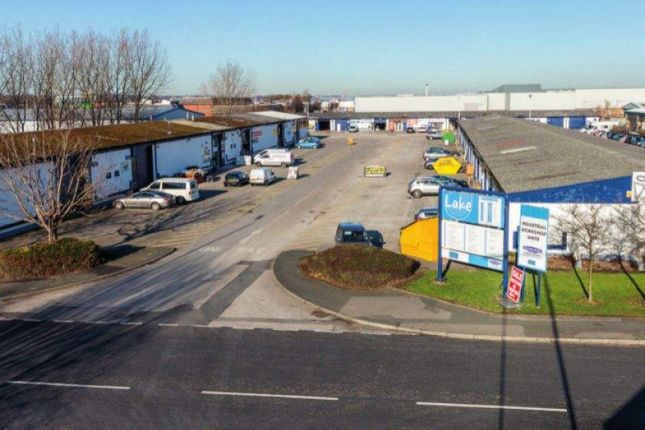 Light industrial to let in Unit 29 Lake Enterprise Park, Dinsdale Road, Bromborough