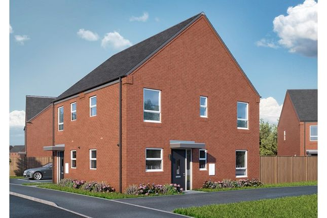 2 bedroom property for sale in The Cedar (2-Bed), Court Street, Swadlincote, Woodvill, Derbyshire