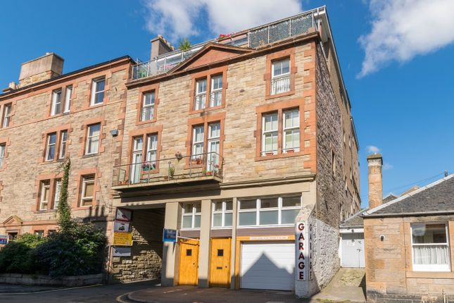 Thumbnail Flat for sale in Springvalley Gardens, Edinburgh