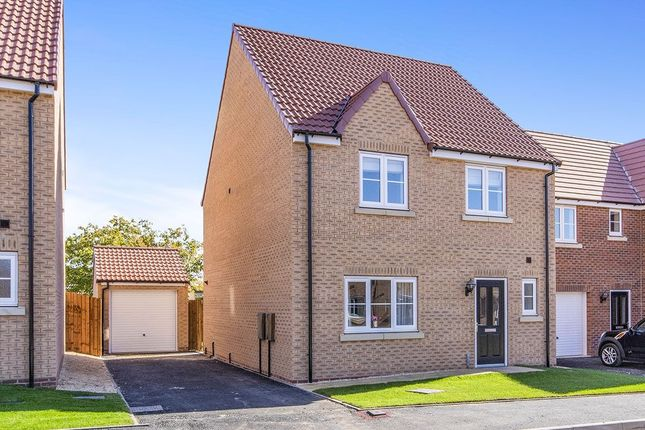 Thumbnail Detached house to rent in Peregrine Square, Brayton, Selby