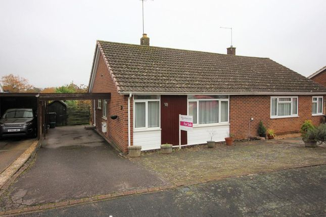 Thumbnail Bungalow for sale in Robins Bow, Camberley