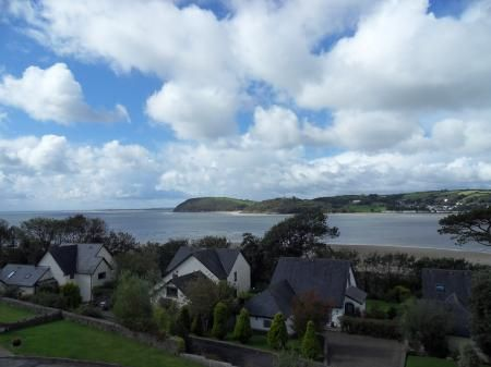 Thumbnail Flat for sale in Caradog Court, Ferryside