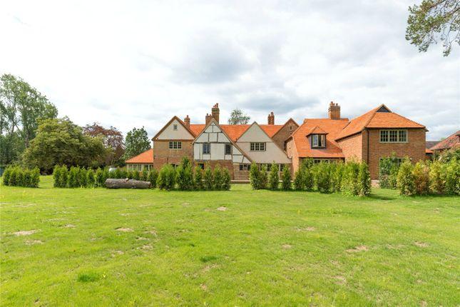 Thumbnail Semi-detached house for sale in Denham Lane, Chalfont St. Peter, Gerrards Cross, Buckinghamshire