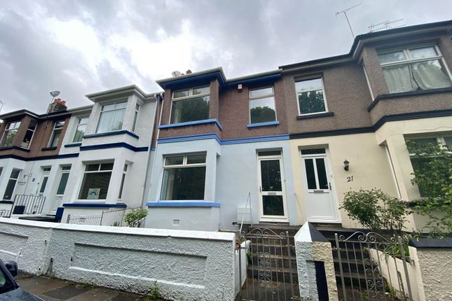 Thumbnail Property to rent in St. Barnabas Terrace, Plymouth