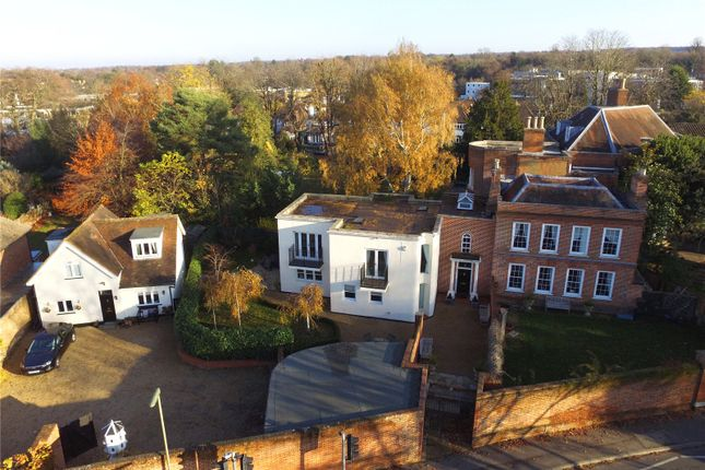 Thumbnail Detached house for sale in Woodcote Road, Epsom, Surrey
