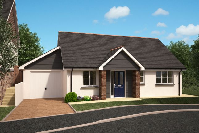 Thumbnail Detached bungalow for sale in Ash At Greenacres, Dobwalls