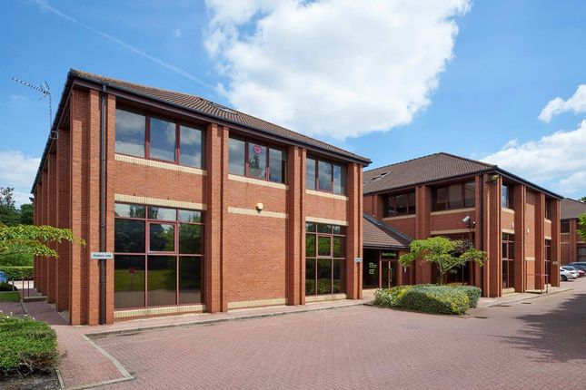Thumbnail Office for sale in Beech House, Ancells Road, Fleet
