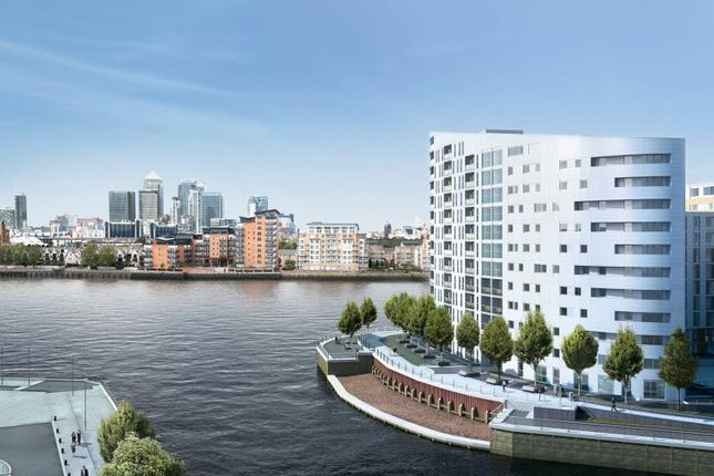 Thumbnail Flat for sale in Admirals Tower, Greenwich