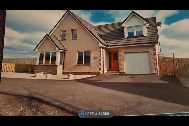 Thumbnail Detached house to rent in Cammachmore, Stonehaven