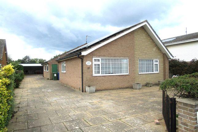 Thumbnail Detached bungalow for sale in Kings Road, Hunstanton