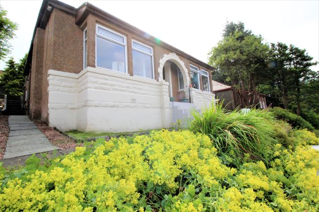 Thumbnail Detached bungalow for sale in Sunnyside Drive, Glasgow