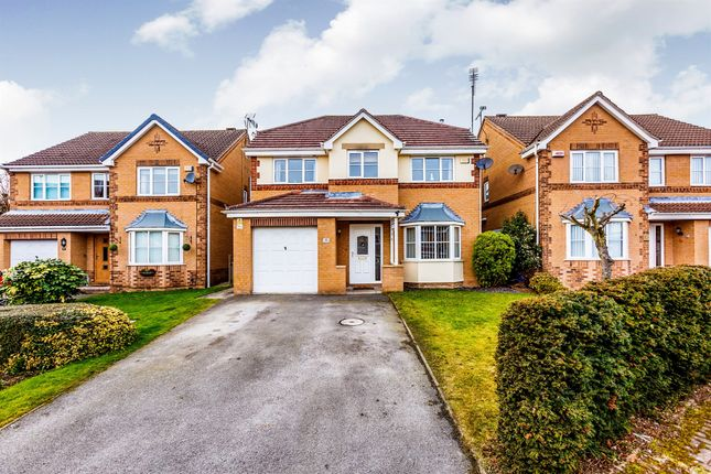Thumbnail Detached house for sale in St Andrews Close, Dinnington, Sheffield