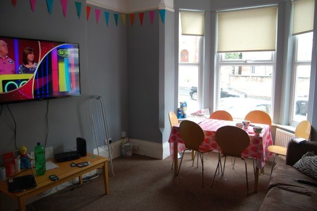 Thumbnail Terraced house to rent in Arthur Street, Nottingham