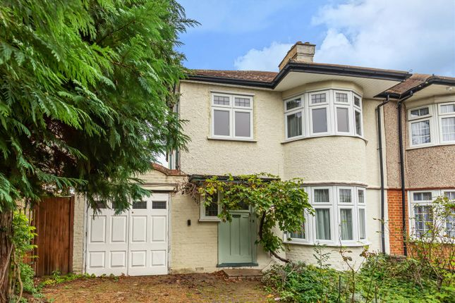 Thumbnail Semi-detached house for sale in Whitchurch Gardens, Canons Park, Edgware