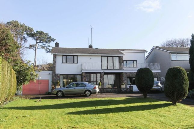 Thumbnail Detached house for sale in Argyle Road, Clevedon