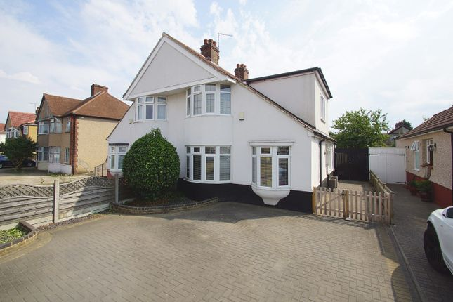 Thumbnail Semi-detached house for sale in Bellegrove Road, Welling
