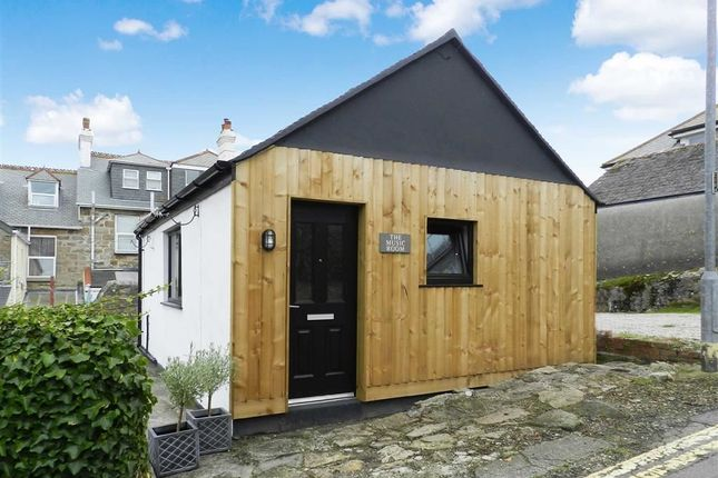 Thumbnail Detached bungalow for sale in Sea View Terrace, St. Ives