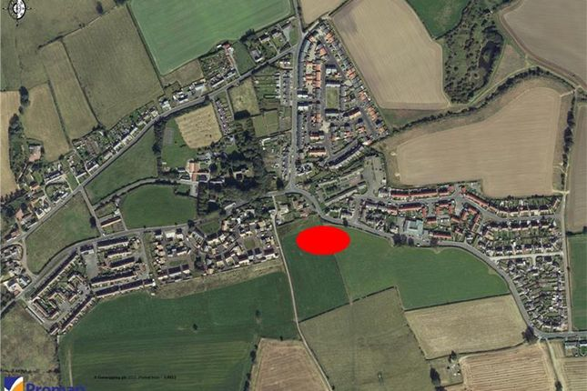 Thumbnail Land for sale in Land At Grange Road, Shilbottle, Northumberland