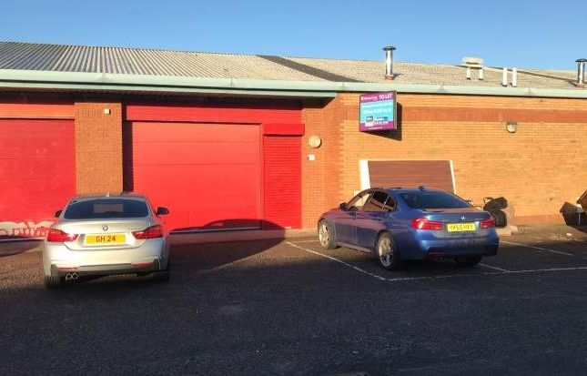 Thumbnail Light industrial to let in 56 Nasmyth Road South, Glasgow