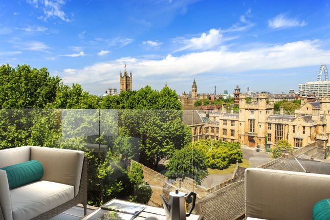 Thumbnail Flat for sale in Palace View, Lambeth