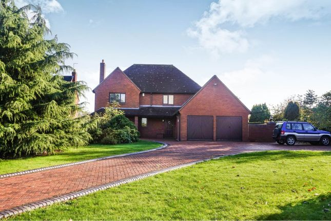 Thumbnail Detached house for sale in Wellington Road, Muxton Telford