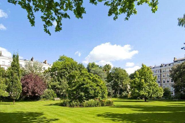 Communal Garden of Queen's Gate Gardens, South Kensington, London SW7