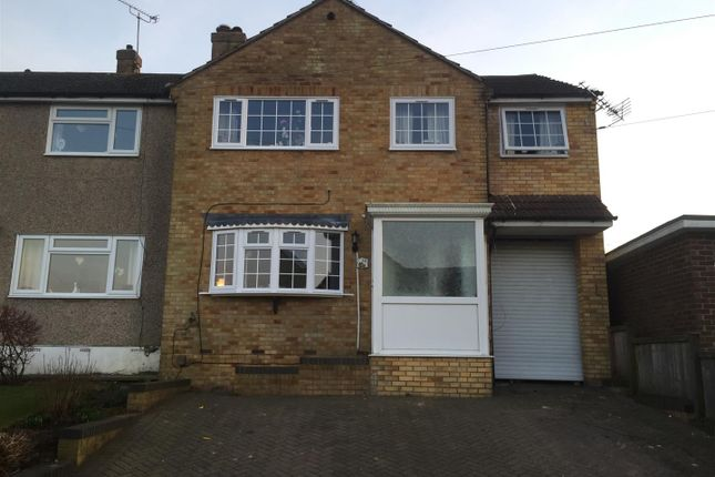 Thumbnail End terrace house for sale in Lime Walk, Chelmsford, Essex