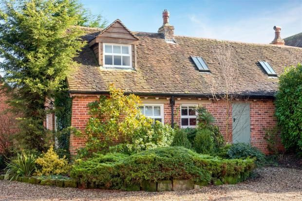 Millford Cottage of Coughton Fields Lane, Coughton, Alcester B49