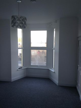 Thumbnail Flat to rent in Folkestone Road, Dover, Kent United Kingdom