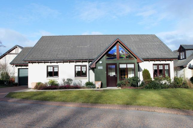 Thumbnail Bungalow for sale in Grant Place, Firhall, Nairn